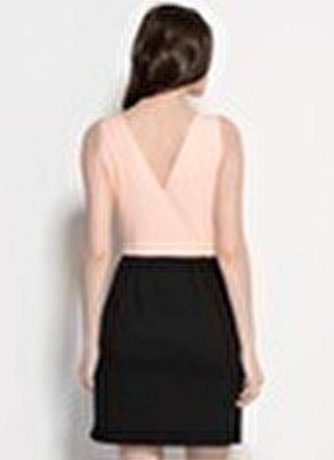 Vero Moda Elbise Somon